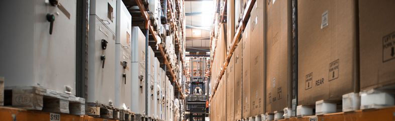 Our Blandford (UK) site has capacity for 2,500 ATMs, and holds over $7M of inventory
